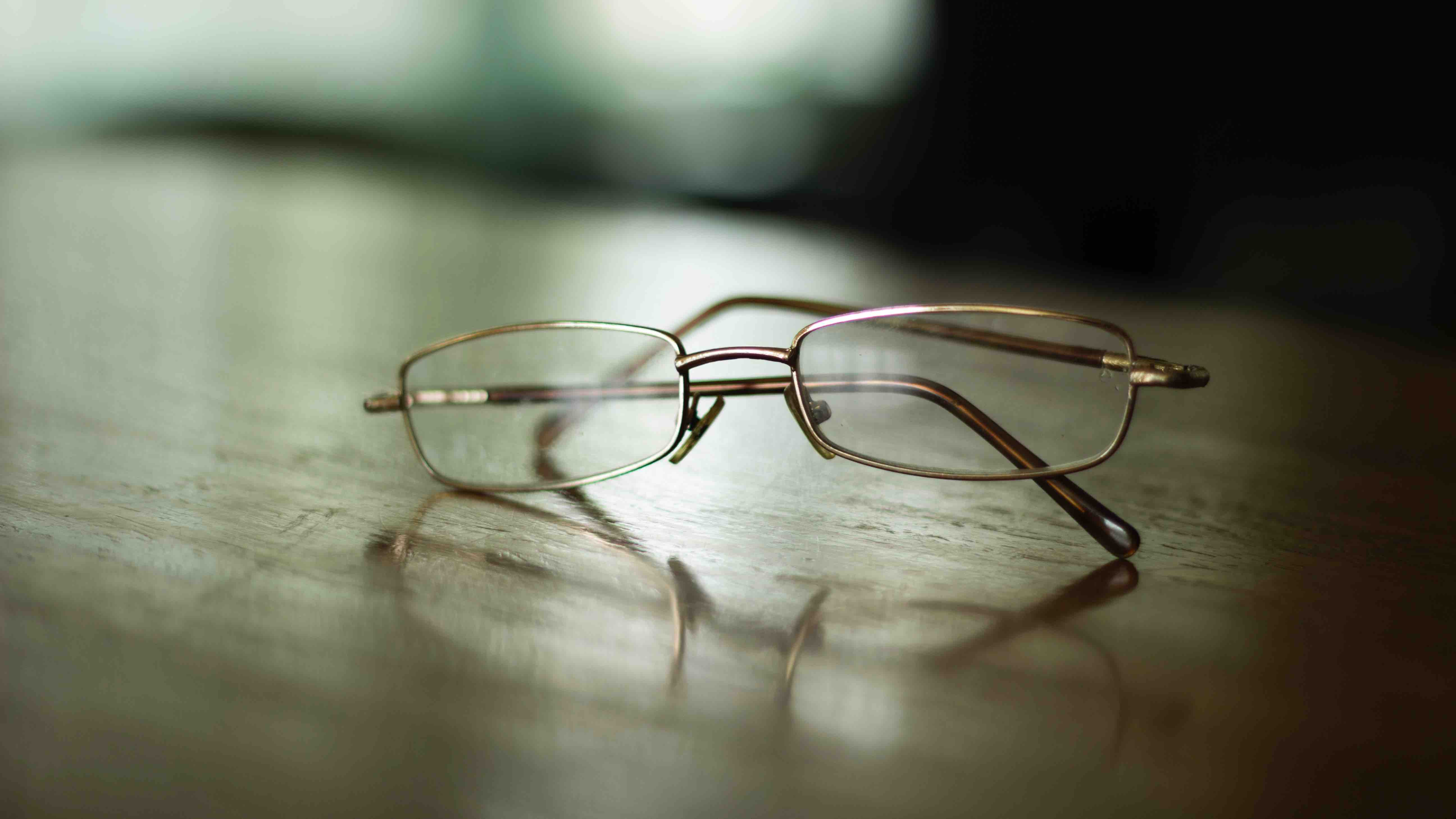 クラッシックメガネ